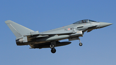 7L-WD - Eurofighter Typhoon EF2000 - Austria - Air Force