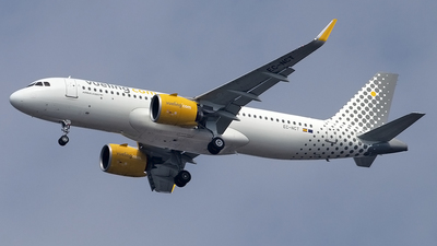 A picture of ECNCT - Airbus A320271N - Vueling - © Paul Spijkers