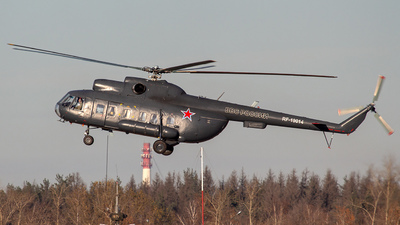 RF-19014 - Mil Mi-8P Hip - Russia - Air Force