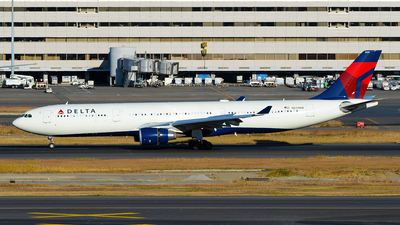 N831NW - Airbus A330-302 - Delta Air Lines