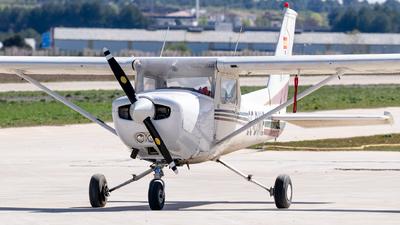 EC-DME - Reims-Cessna F152 - Aero Club - Alicante