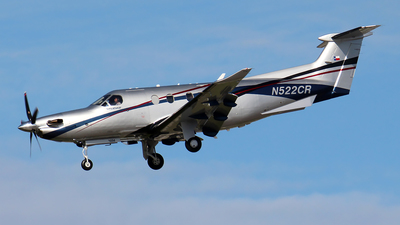 N522CR - Pilatus PC-12/47E - Private