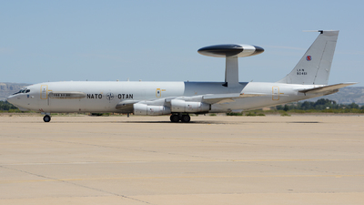 LX-N90451 - Boeing E-3A Sentry - NATO - Airborne Early Warning Force