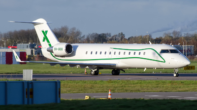 9H-BOO - Bombardier CL-600-2B19 Challenger 850 - Air X Charter