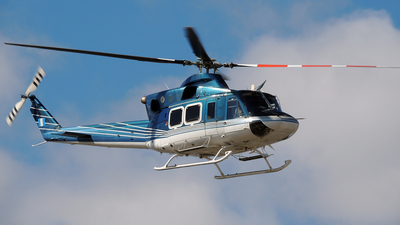 102 - Bell 412EP - Guatemala - Air Force