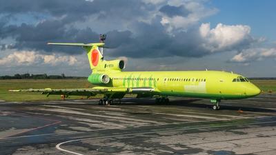 RA-85724 - Tupolev Tu-154M - S7 Airlines