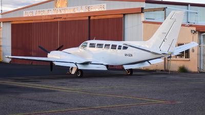 A picture of VHSZA - Cessna 404 - [4040205] - © Jarrod Swanwick