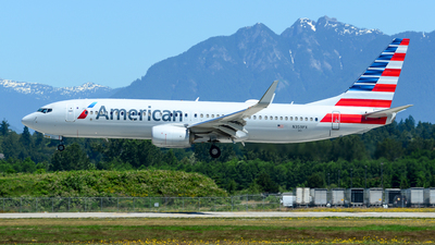 A picture of N359PX - Boeing 737823 - American Airlines - © Chung Kwok