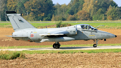 MM7182 - Alenia/Aermacchi/Embraer AMX - Italy - Air Force