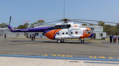 P2-MHM - Mil Mi-8MTV-1 - Hevilift