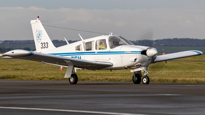 G-AZFM - Piper PA-28R-200 Cherokee Arrow - Private