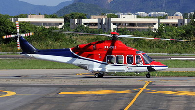 A picture of PRCGJ - AgustaWestland AW139 - CHC Helikopter Service - © Allan Martins Antunes