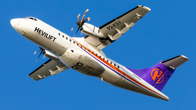 A picture of P2KSV - ATR 42500 -  - © Brandon Giacomin
