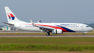 A picture of 9MMXW - Boeing 7378H6 - Malaysia Airlines - © Ahmad Sallehuddin A.Sahak
