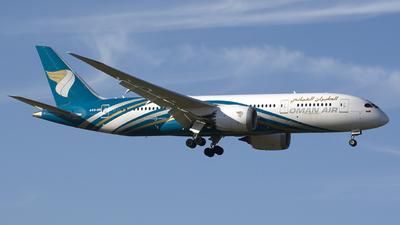 A4O-SB - Boeing 787-8 Dreamliner - Oman Air
