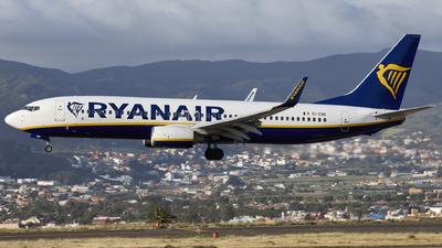 A picture of EIENK - Boeing 7378AS - Ryanair - © Manu Aldana