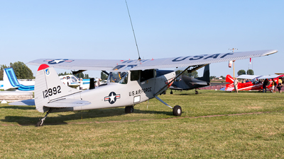 EC-MAB - Cessna O-1 Bird Dog - Private