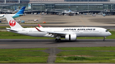 A picture of JA04XJ - Airbus A350941 - Japan Airlines - © kouyagi