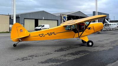 CC-SPE - Piper PA-18 Super Cub - Private