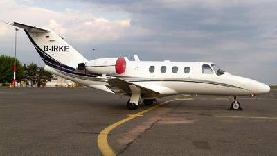 D-IRKE - Cessna 525 CitationJet 1 - Private
