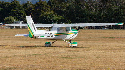 ZK-DOB - Cessna 150M - Private