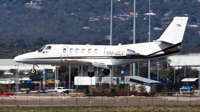 VH-ZLT - Cessna 550B Citation Bravo - Private
