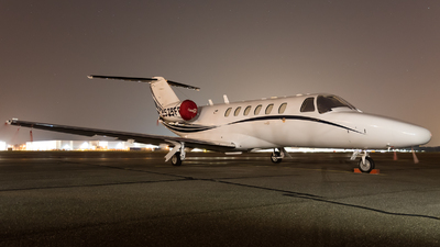 N525FF - Cessna 525A CitationJet 2 - Private