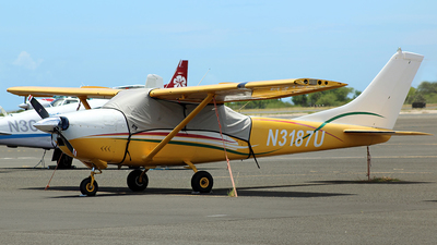 N3187U - Cessna 182F Skylane - Private