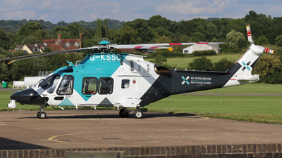 G-KSSC - Agusta-Westland AW-169 - Kent Surrey Sussex Air Ambulance