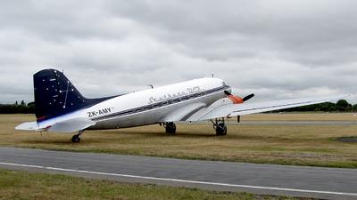ZK-AMY - Douglas DC-3 - Southern DC3