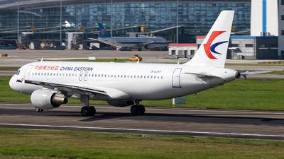 B-6797 - Airbus A320-214 - China Eastern Airlines
