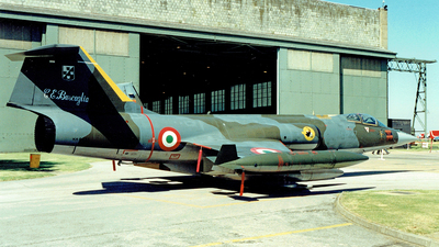 MM6631 - Lockheed RF-104G Starfighter - Italy - Air Force