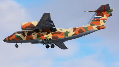 RF-72020 - Antonov An-72 - Russia - Air Force