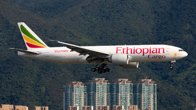 ET-APS - Boeing 777-F6N - Ethiopian Cargo