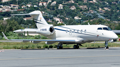 D-BAVB - Bombardier BD-100-1A10 Challenger 300 - ExecuJet Germany