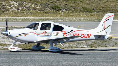 VH-OUV - Cirrus SR22-G2 - Private