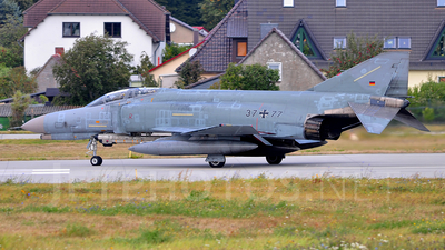 37-77 - McDonnell Douglas F-4F Phantom II - Germany - Air Force