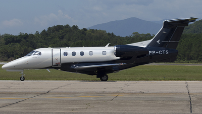 PP-CTS - Embraer 505 Phenom 300 - Private