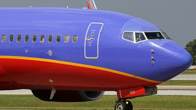 N400WN - Boeing 737-7H4 - Southwest Airlines