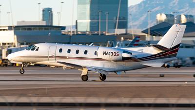 N613QS - Cessna 560XL Citation XLS - NetJets Aviation
