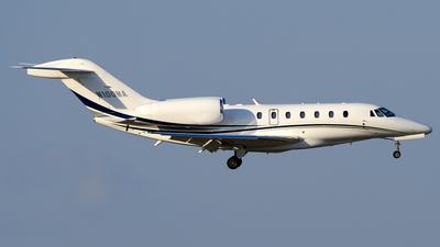 N100MA - Cessna 750 Citation X - Private