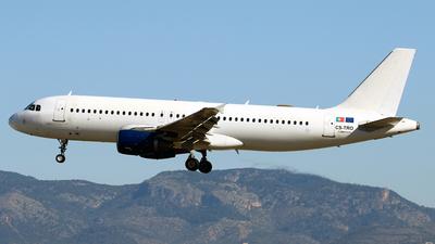 CS-TRO - Airbus A320-214 - White Airways