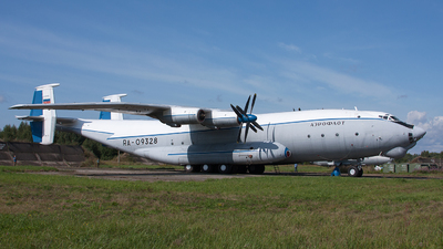 RA-09328 - Antonov An-22A - Russia - Air Force