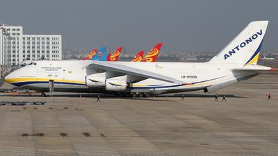 UR-82009 - Antonov An-124-100M-150 - Antonov Airlines