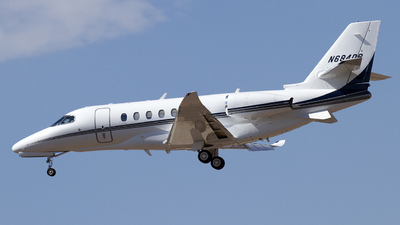 N684DB - Cessna Citation Latitude - Private