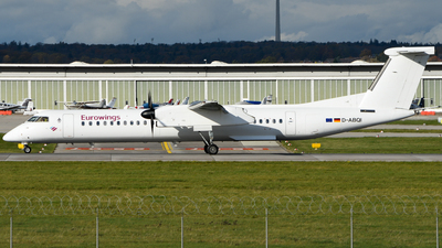 D-ABQI - Bombardier Dash 8-Q402 - Eurowings (LGW Luftfahrtgesellschaft Walter)