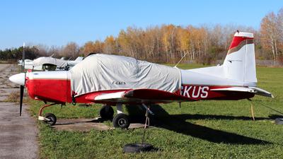 C-GKUS - Grumman American AA-5 - Private