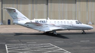 OE-FKO - Cessna 525A CitationJet 2 - Titanen Air