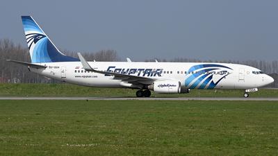 SU-GDA - Boeing 737-866 - EgyptAir