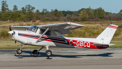 C-GBCQ - Cessna 152 - Spectrum Airways